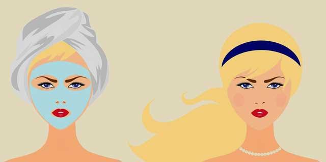 Gesichtsmaske gegen Pickel - Nach wenigen Anwendungen erste sichtbare Ergebnisse