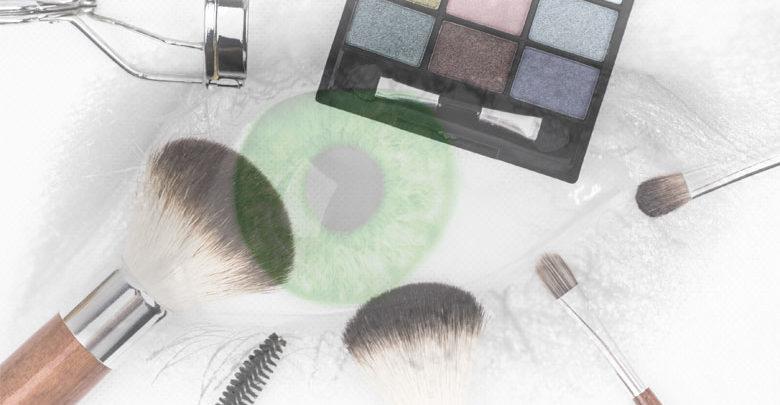 Welches Make up passt zu grünen Augen?