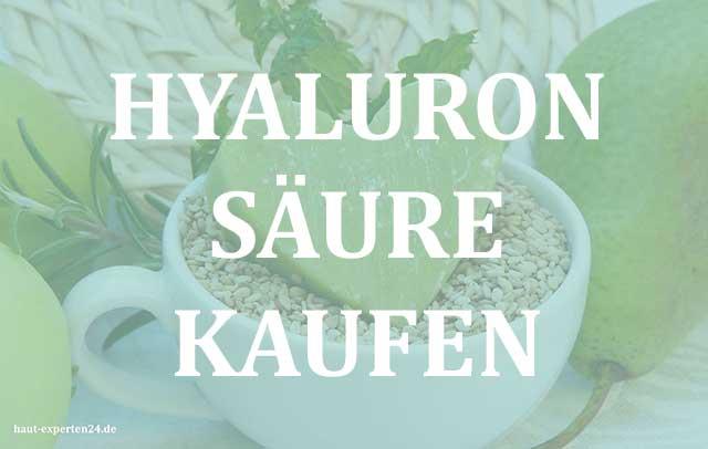 Hyaluronsäure kaufen - Produkte, Injektion, Kosmetik?